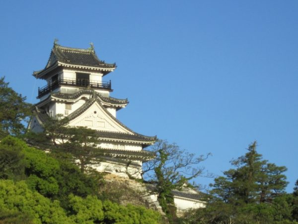 高知の定番観光スポット「高知城」とその周辺について紹介!